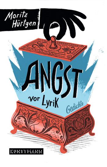 Angst vor Lyrik von Moritz Hürtgen.