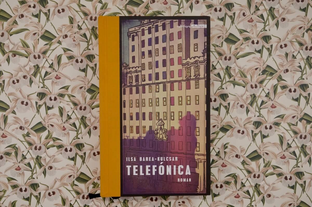 Telefónica von Ilsa Barea-Kulcsar
