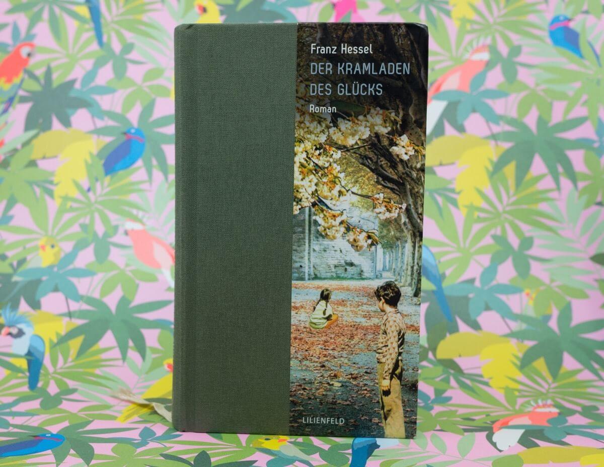 Drei Romane von Franz Hessel.
