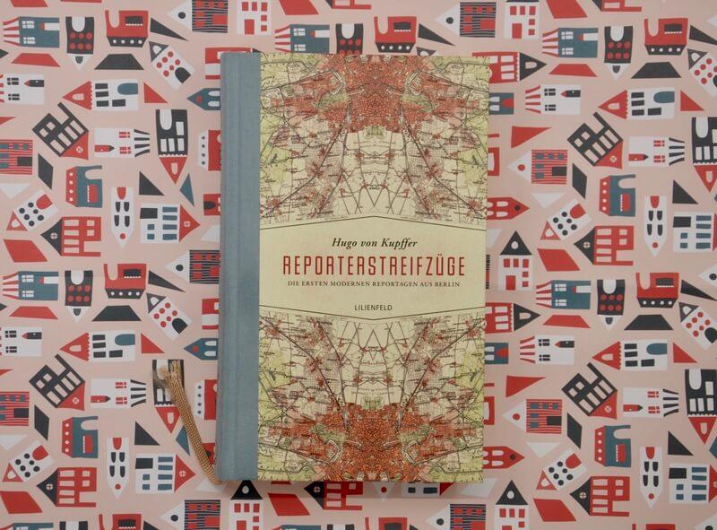 Reporterstreifzüge von Hugo von Kupffer.