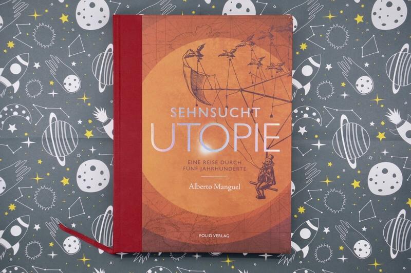ehnsucht Utopie von Alberto Manguel.