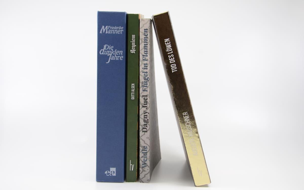 Vier neu aufgelegte Werke grösstenteils vergessener Autorinnen.