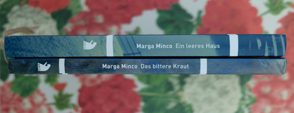 Zwei kürzlich erschienene Bände von Marga Minco.
