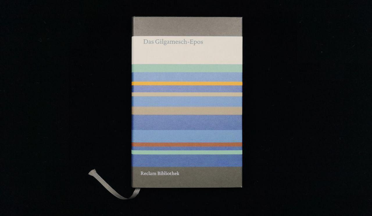 Das Gilgamesch-Epos in der Reclam Ausgabe