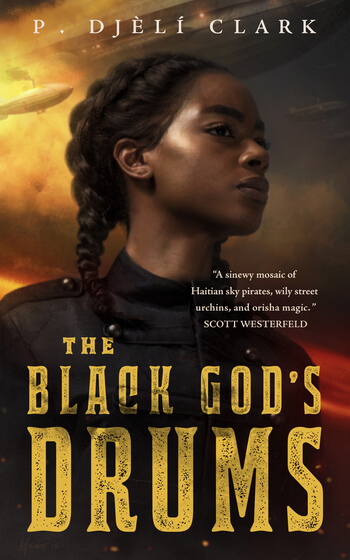 Cover The Black God's Drums P. Djeli Clark