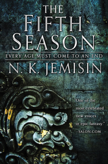 Cover The Fiths Season by N.K. Jemisin