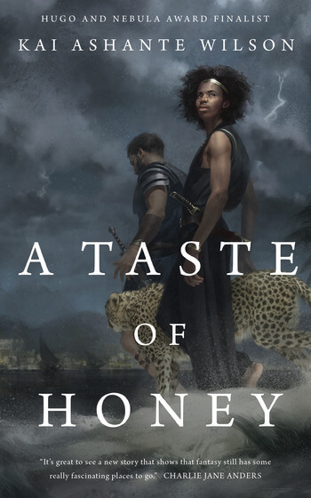 Cover A Taste Of Honey Kai Ashante Wilson