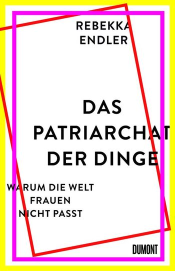 Cover Das Patriarchat der Dinge