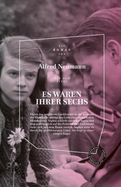 Cover Es waren ihrer Sechs Alfred Neumann